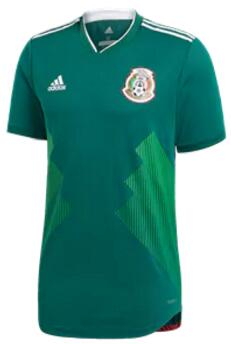 CAMISETA México 2018 Authentic PRIMERA EQUIPACIÓN by adidas