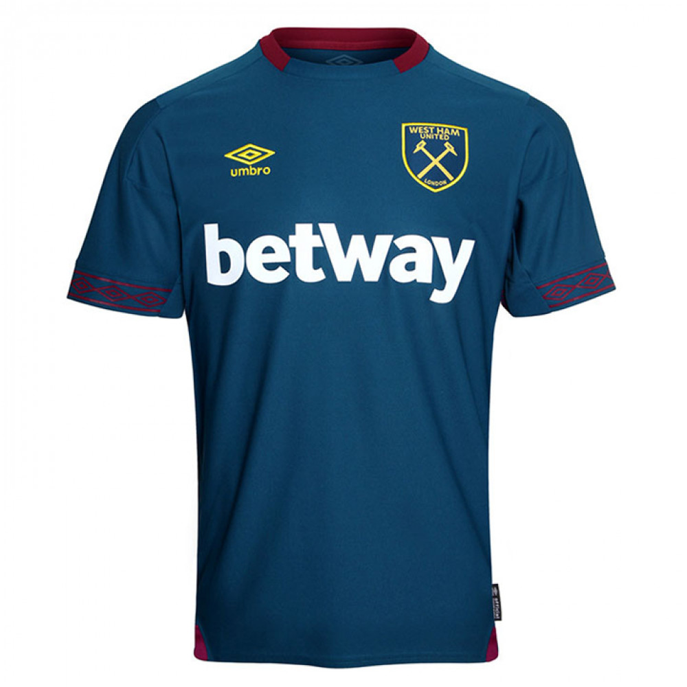 Camiseta West Ham United 2ª Equipación 2018/2019