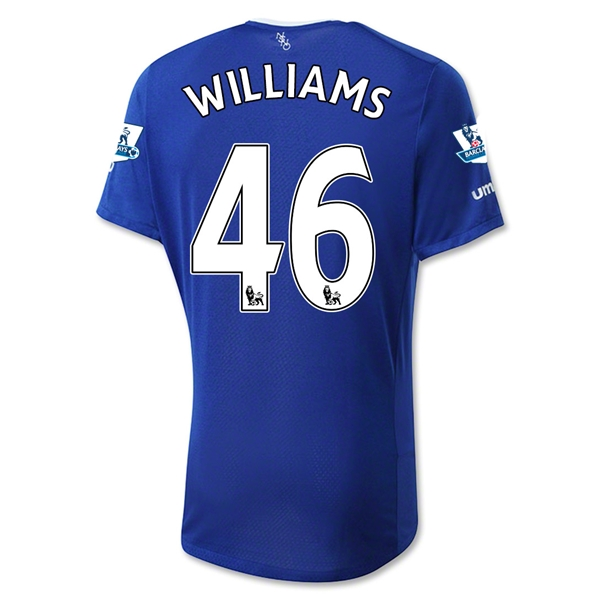 CAMISETA Everton 15/16 WILLIAMS PRIMERA EQUIPACIÓN