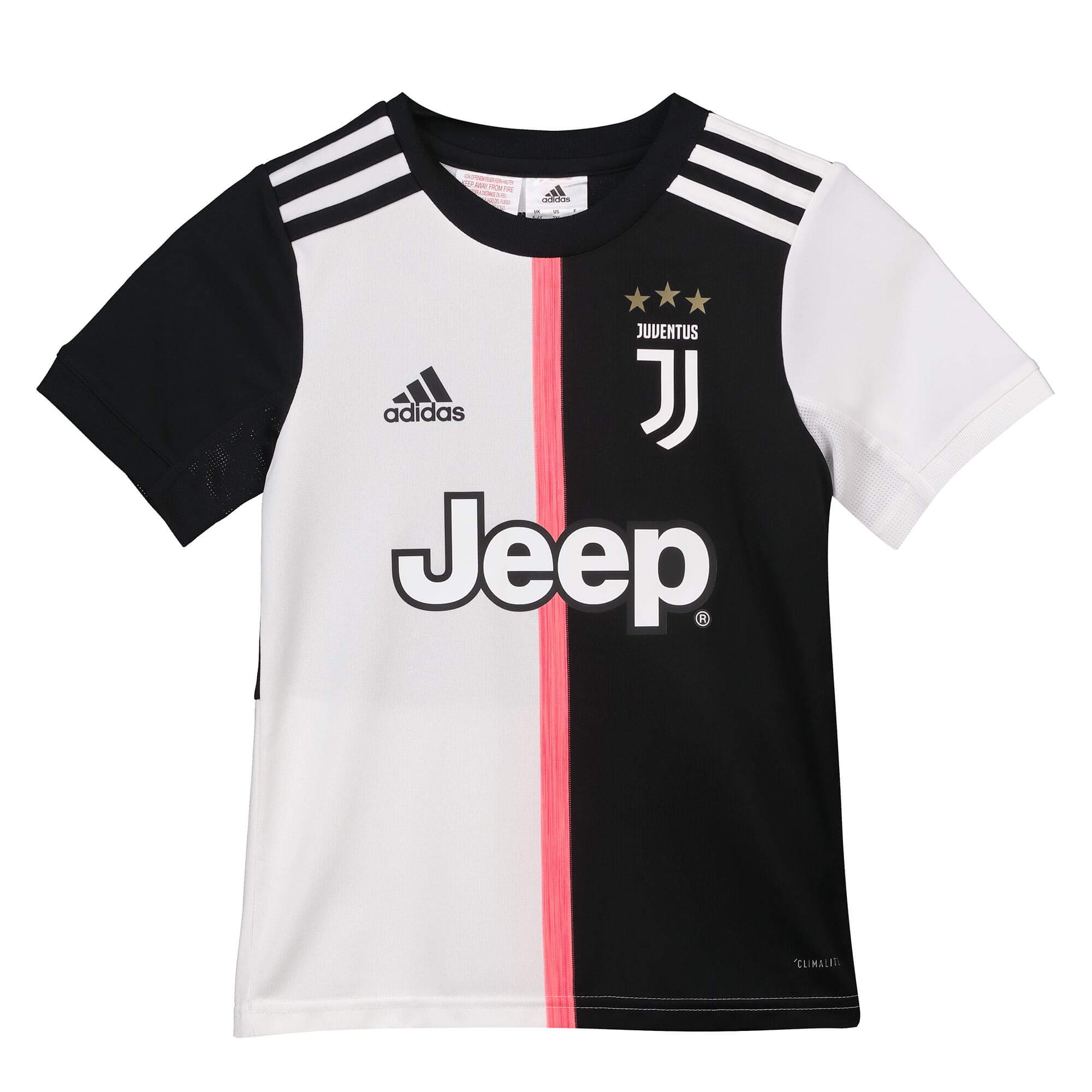 CAMISETA JUVENTUS LOCAL 2019/20 NIÑO